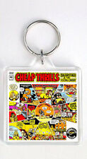 BIG BROTHER AND THE HOLDING COMPANY CHEAP THRILLS KEYRING LLAVERO