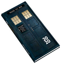 BBC Doctor Who 2020 Diary - Slim Pocket Week to View Fomat