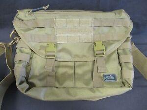 Helikon-Tex Wombat Cross Shoulder Tactical Bag - Olive green - MOLLE system