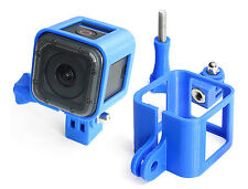 Ultra Light frame + Tripod Mount F. GoPro Hero 4 Session marco trípode Blue