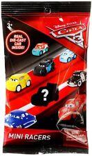 Disney Cars 3 Die Cast Mini Racers Mystery Pack