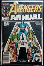 Avengers Annual #12; Grading: VF-