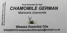 Chamomile German essential oil 10ml bottle