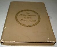 Vintage - The Burlington Art Miniatures - Vol' 14, 16 ART MINIATURES - c1900