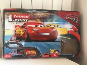 Disney Pixar Cars Racing System Track Scalextric Style
