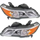 Headlight Set For 2013 2014 2015 2016 Acura RDX Left and Right HID 2Pc