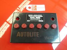 FORD XY GT AUTOLITE BATTERY COVER SUIT XW NEW ZD