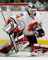 Miikka Kiprusoff Calgary Flames UNSIGNED 8x10 Photo
