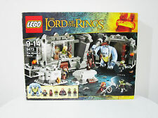 SEALED Lego 9473 The Mines of Moria - The Lord of The Rings - Brand New