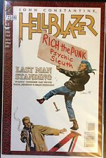 HELLBLAZER #112 VF 1st imprimé Vertigo Comics