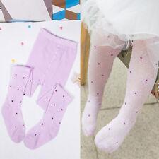 2-4 Years Kids Girls Sun Flower Tights Socks Pantyhose Baby Bottoming Stocking M