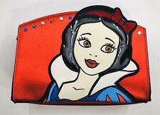 Spectrum Collections Disney Snow White Vegan Leather Makeup Cosmetics Bag �