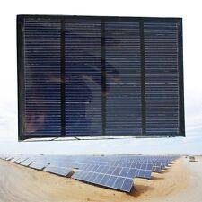 1.5W 12V Mini panel solar bricolaje powered modelos pequeño módulo celular IN