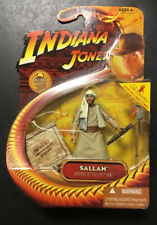 SALLAH Indiana Jones RAIDERS OF THE LOST ARK With Hidden Relic