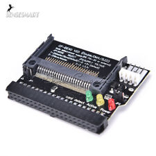 "CF IDE40 Card Compact Flash Card to 3.5"" IDE 40Pins ATA Converter for Laptop"