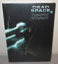 DEAD SPACE 2 Sealed NEW Limited Edition Hardcover Game Guide Horror Shooter