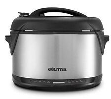 Gourmia GPS650 Multifunction 1 Hr Smoker, Pressure Cooker, Slow Cooker & Warmer