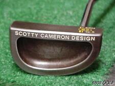 Titleist Scotty Cameron Circa 62 Model No. 5 Milled Putter 33.5 inch