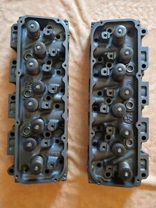 70-74 Ford 351C Cleveland Open Chamber Cylinder Heads **Ready to Bolt on**