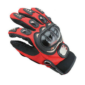 Motorcycle Gloves for Men Women Hard Knuckle Fit Summer Dirt Bikes Motocross