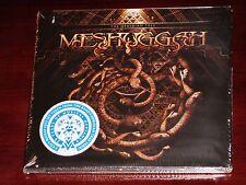 Meshuggah The Ophidian Trek 2 CD + Blu Ray 3 Disc Set 2014 Nuclear Blast USA NEW