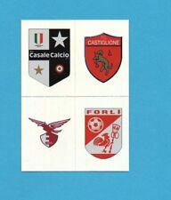 PANINI CALCIATORI 2012-2013-Figurina n.701- CASALE+CASTIGLIONE+..-SCUDETTO-NEW