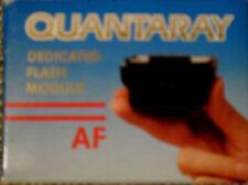 New in box Quantaray  QDA-NAF Flash Module auto Focus 53-166-0728 for Nikon AF