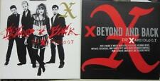 X 1997 BEYOND AND BACK promotional poster/flat ~NEW~!BILLY ZOOM!