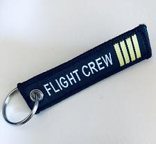 Flight Crew Mini Anhänger Keyring