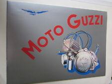 Motorrad Archiv Edition Faksimile 1025 MotoGuzzi Prospekt 1952