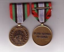 UN United Nations Military medal for Rwanda UNAMIR