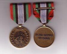 UN United Nations Military medal for Rwanda UNAMIR