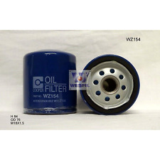 WZ154 - Wesfil Oil Filter - HOLDEN COMMODORE VN - VY V6