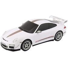 PORSCHE 911 GT3, Remote/Radio Controlled Model Car. 1:24 Scale - WHITE R/C