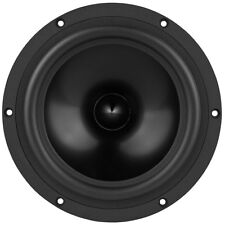 """NEW 8.5"""" Woofer Speaker.4 ohm. Home Audio Replacement.eight inch.bass subwoofer"""