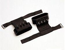 Ninja Shuko Steel Hand Claws - Pair - New - BLACK