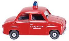 Feuerwehr Glas Goggomobil // WIKING 086120 // Spur H0