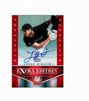 2012 Donruss Elite Extra Edition Lucas Giolito Autograph Rookie Card /722 SOX SP
