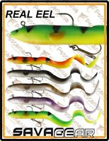 """Savage Gear """"REAL EEL - READY TO FISH!"""" 30cm 80gr artificiale spinning"""