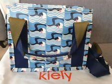 Small Bromell Shopper Orla Kiely Marine Bag