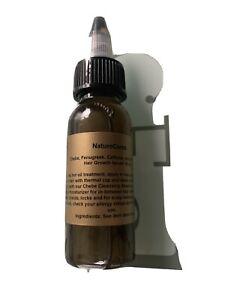 100% Authentic CHEBE Fenugreek Caffeine Amla MSM Potent Hair Growth Serum 100ml