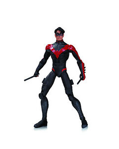 DC Comics New 52 NIGHTWING Action Figure Collectibles Direct Batman Robin