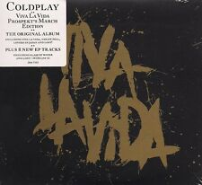 COLDPLAY - Viva la Vida 2008 Prospekt's March Edition 2-CDs Digisleeve NEUWARE!