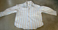 SEED BOYS CHECKED SHIRT SZ 1 -  2