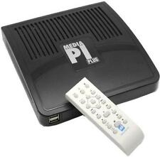 Cajas negras de plástico para ordenador USB