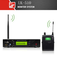 UK-510 Monitoring System Wireless in ear Monitor Professional for Stage
