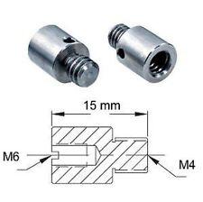 Adaptateur de filetage - M4 M6 - Thread adapter adaptor External Internal Metric