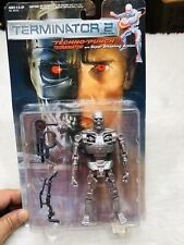 1991 TERMINATOR 2 JUDGMENT DAY TECHNO-PUNCH ACTION FIGURE SUPER SMASHING ACTION