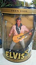 Teen Idol 1993 Numbered Collectible Elvis doll pink jacket Never Displayed
