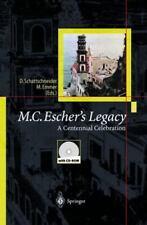 M.C. Escher's Legacy, Doris Schattschneider, Michele Emmer, Good Book